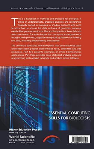 Essential Computing Skills for Biologists (Series on Advances in - PDF  Version